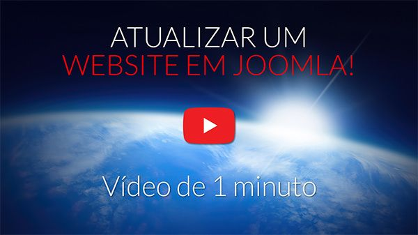 Joomla Video Demonstrativo